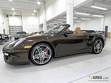 2009 Porsche 911 Turbo Cabriolet for sale 100959168