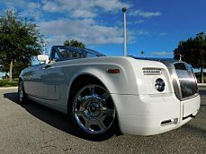 2009 Rolls-Royce Phantom Drophead Coupe for sale 100812411