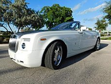 2009 Rolls-Royce Phantom Drophead Coupe for sale 100812411