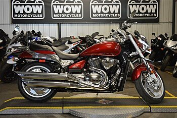 2009 Suzuki Boulevard 1500 for sale 200490362