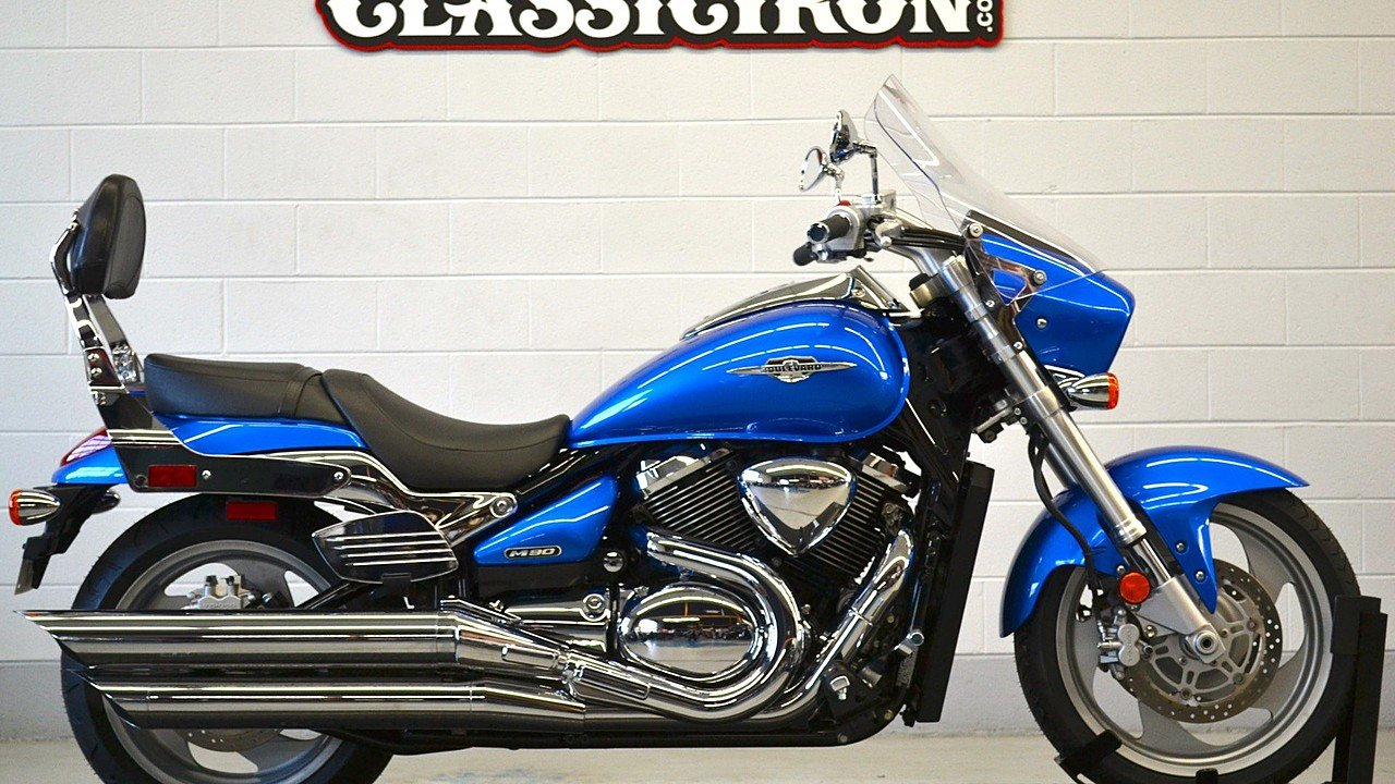 2009 Suzuki Boulevard 1500 for sale 200558999