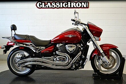 2009 Suzuki Boulevard 1500 for sale 200558943