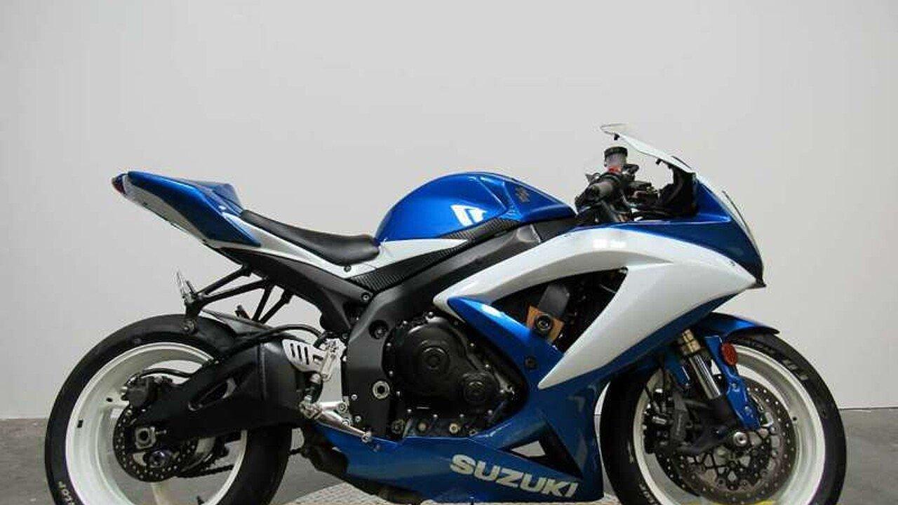 2009 Suzuki GSX-R600 for sale 200431145