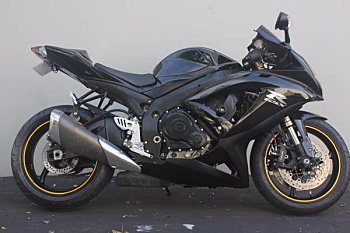 2009 Suzuki GSX-R600 for sale 200442119