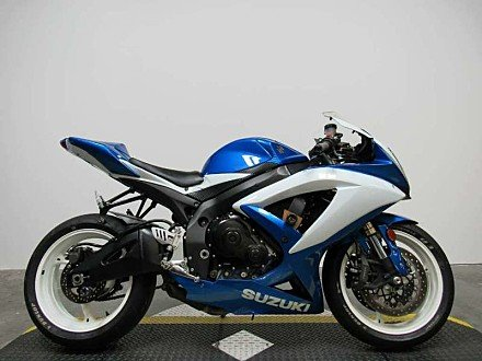 2009 Suzuki GSX-R600 for sale 200431145