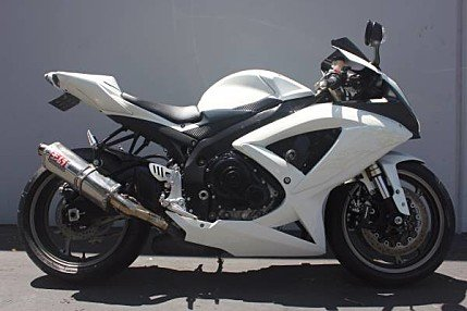 2009 Suzuki GSX-R600 for sale 200475143