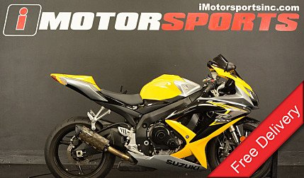 2009 Suzuki GSX-R600 for sale 200483273