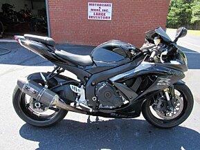 2009 Suzuki GSX-R600 for sale 200621016