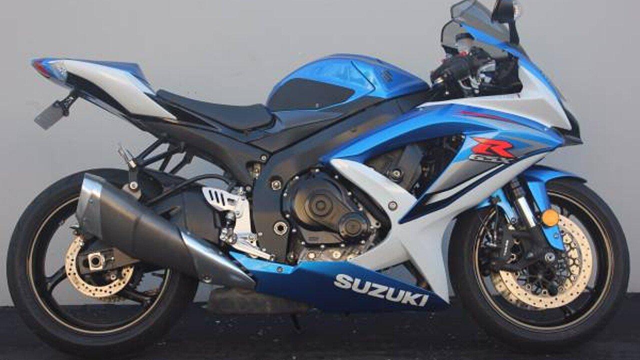 2009 Suzuki GSX-R750 for sale 200422470