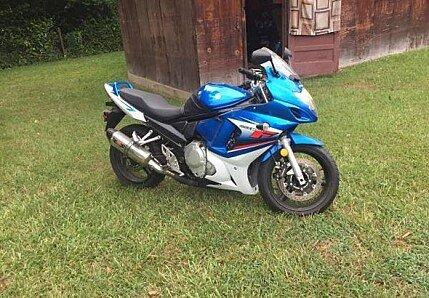2009 Suzuki GSX650F for sale 200485530