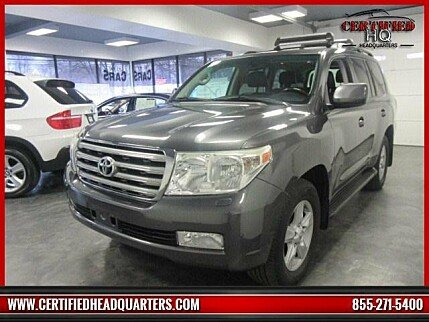 2009 Toyota Land Cruiser for sale 100861154
