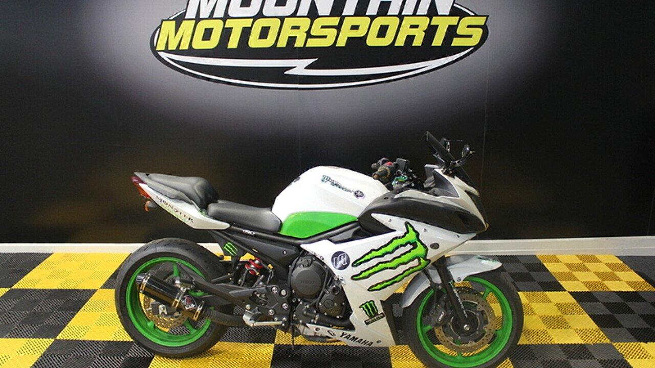 2009 Yamaha FZ6R for sale 200563800
