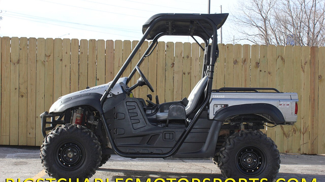 2009 yamaha rhino 700 for sale near st charles missouri 63301 motorcycles on autotrader. Black Bedroom Furniture Sets. Home Design Ideas