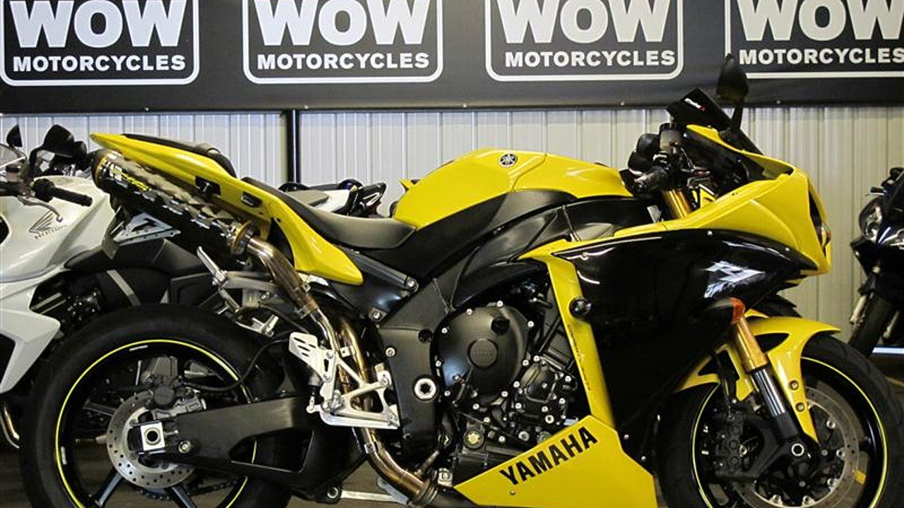 2009 Yamaha YZF-R1 for sale 200425687