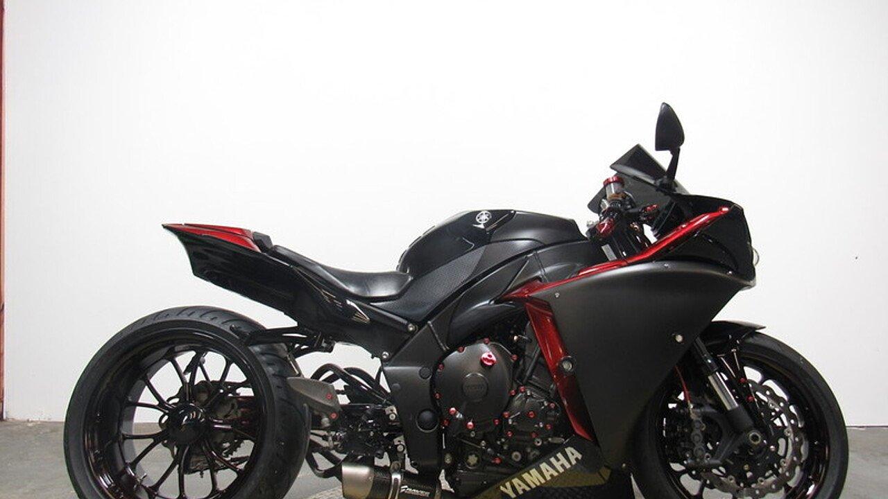 2009 Yamaha YZF-R1 for sale 200515332