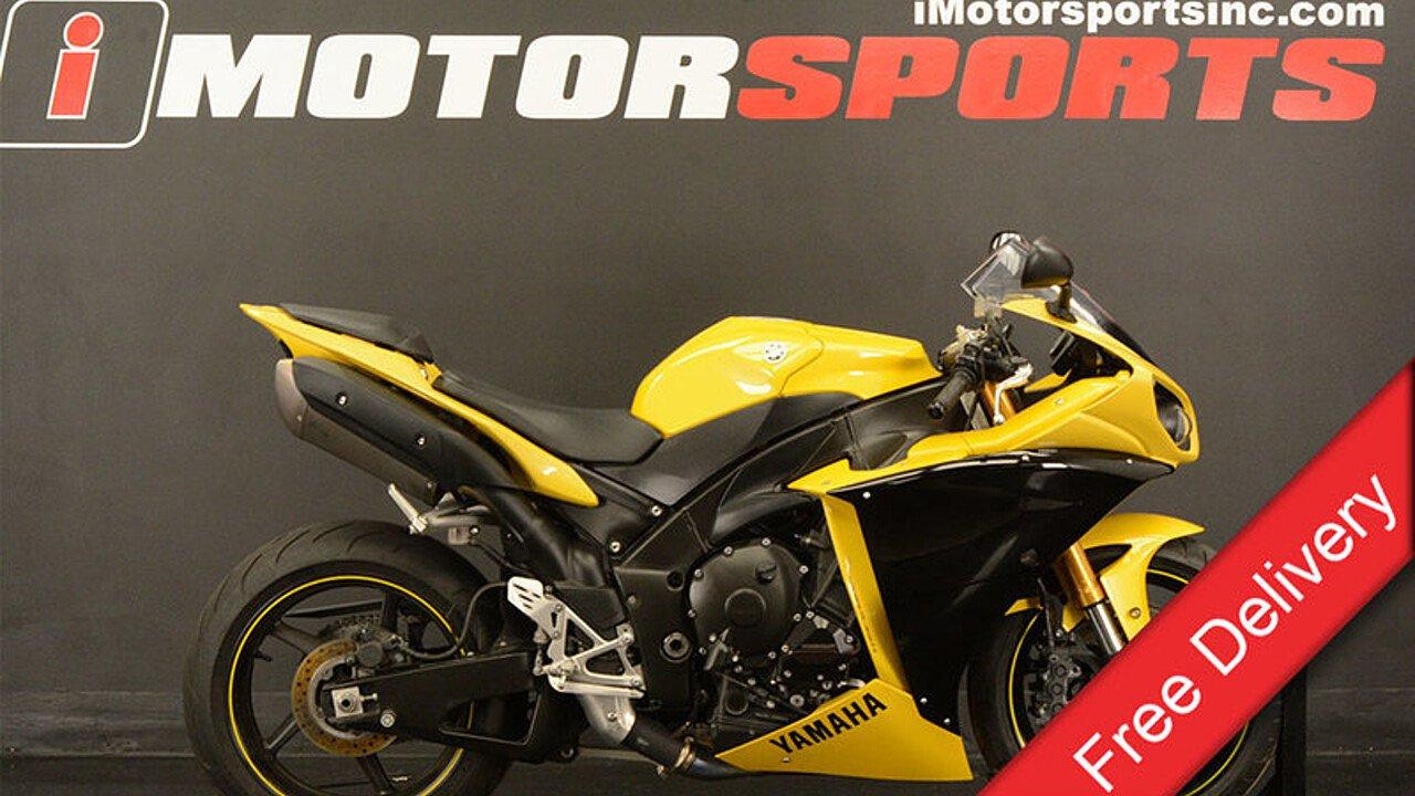 2009 Yamaha YZF-R1 for sale 200528694