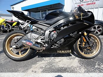 2009 Yamaha YZF-R6 for sale 200574586