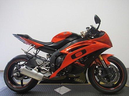 2009 Yamaha YZF-R6 for sale 200489054