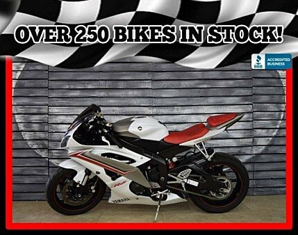 2009 Yamaha YZF-R6 for sale 200495285