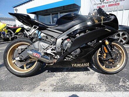 2009 Yamaha YZF-R6 for sale 200574586