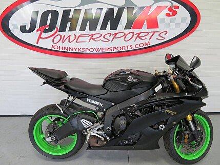 2009 Yamaha YZF-R6 for sale 200621941