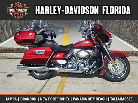 2009 harley-davidson CVO for sale 200620377