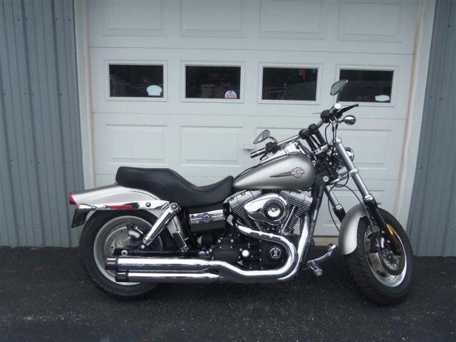 2009 Harley Davidson Dyna Fat Bob For Sale 200624115