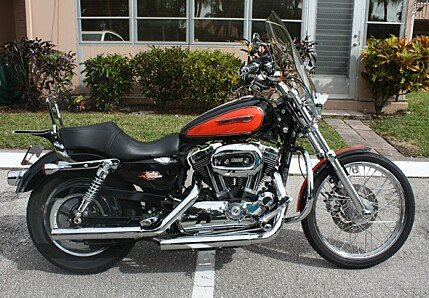 2009 Harley-Davidson Sportster Motorcycles for Sale - Motorcycles on ...