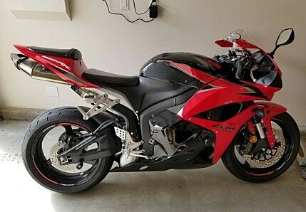 2009 Honda CBR600RR Motorcycles for Sale - Motorcycles on Autotrader