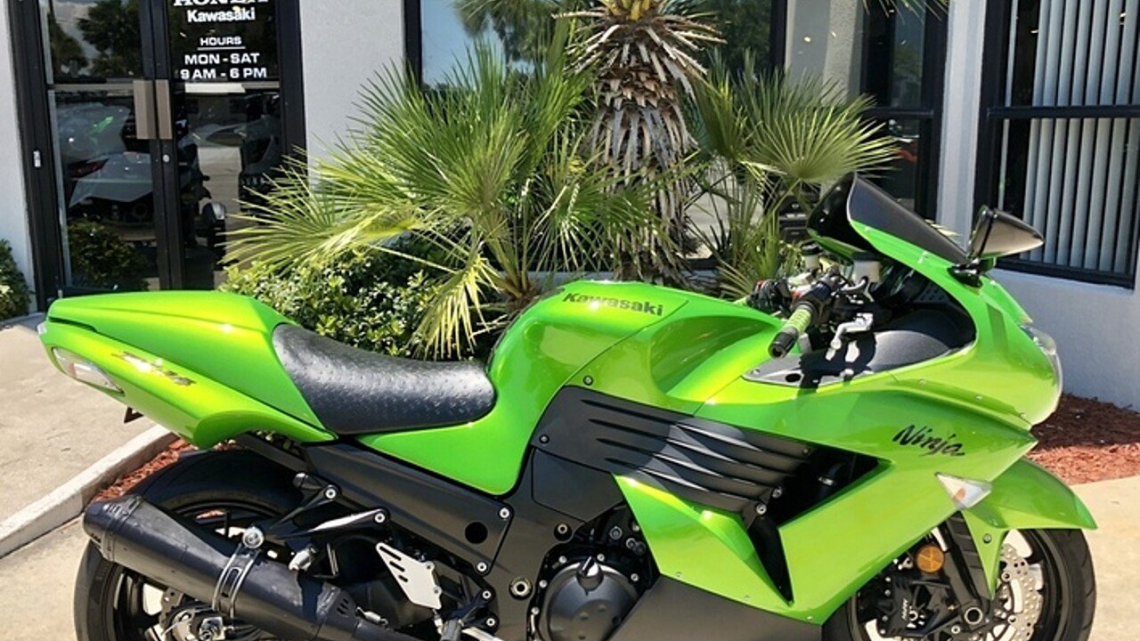 2009 kawasaki Ninja ZX-14 for sale 200598960