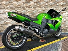 2009 kawasaki Ninja ZX-14 for sale 200603898