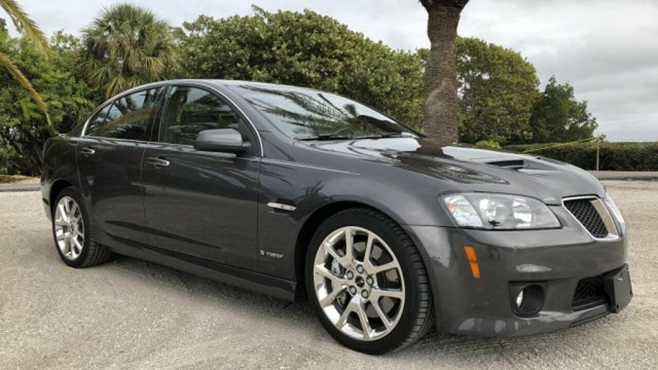 2009 pontiac G8 GXP for sale near Milford, Connecticut 06460 ...