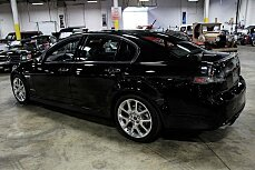 2009 pontiac G8 GXP for sale 101031239