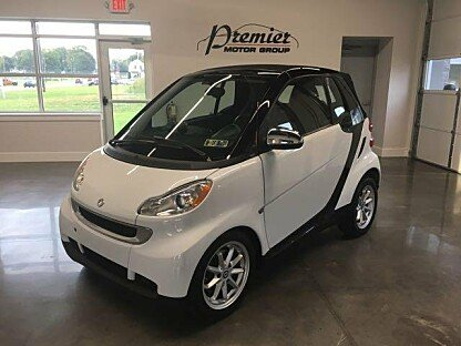 2009 smart fortwo passion Cabriolet for sale 100906762