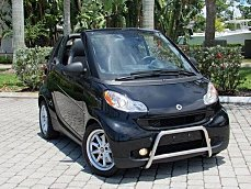 2009 smart fortwo passion Cabriolet for sale 100984702