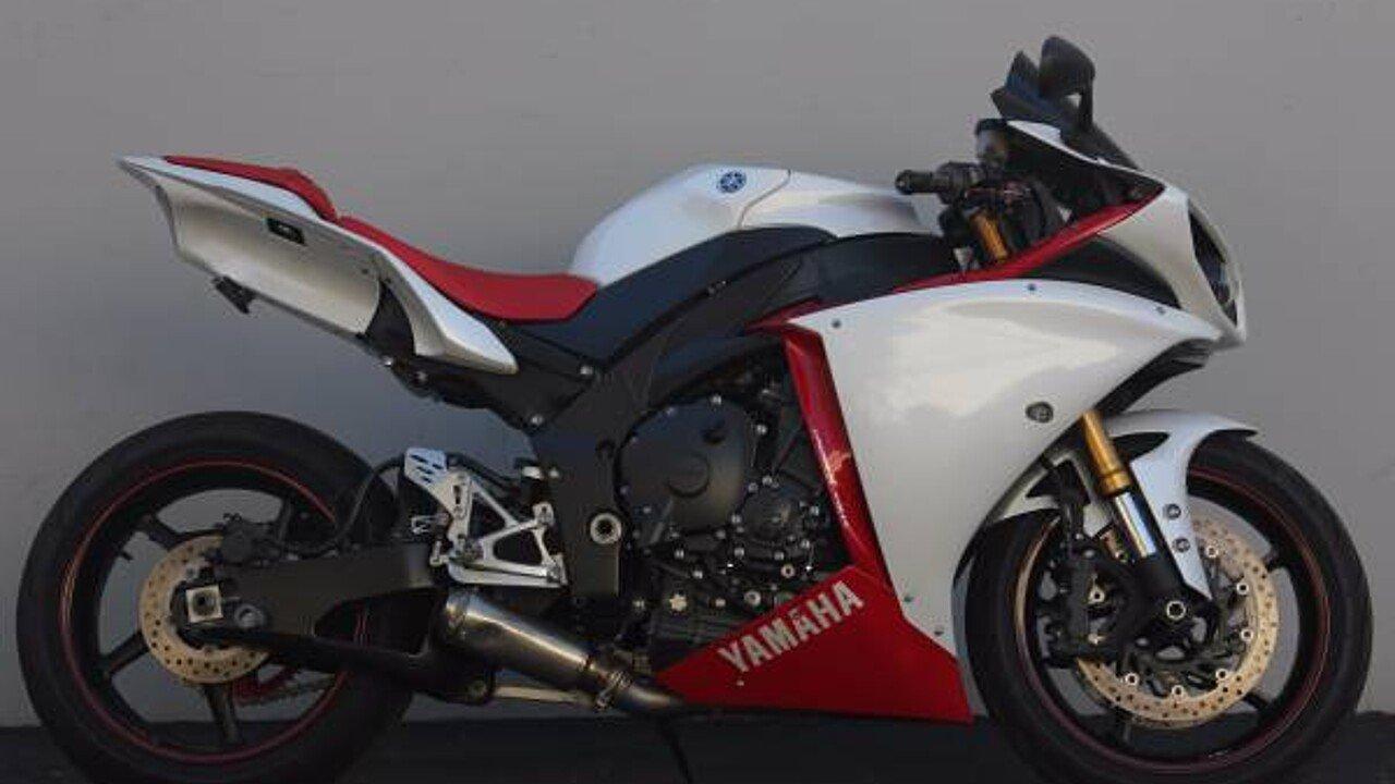 2009 yamaha YZF-R1 for sale 200504202