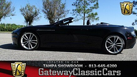 2010 Aston Martin DBS Volante for sale 100977687