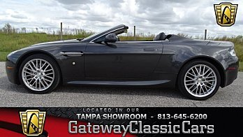 2010 Aston Martin V8 Vantage Roadster for sale 100949153