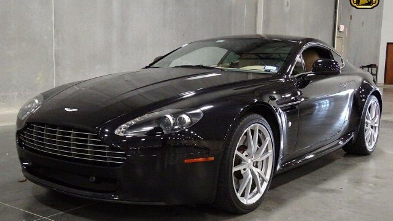2010 Aston Martin V8 Vantage Coupe for sale near O Fallon, Illinois ...