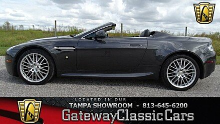 2010 Aston Martin V8 Vantage Roadster for sale 100964706