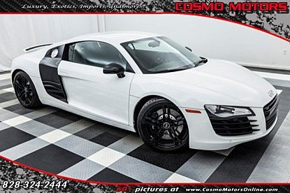 2010 Audi R8 4.2 Coupe for sale 100775404