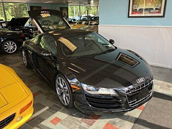 2010 Audi R8 5.2 Coupe for sale 101031021