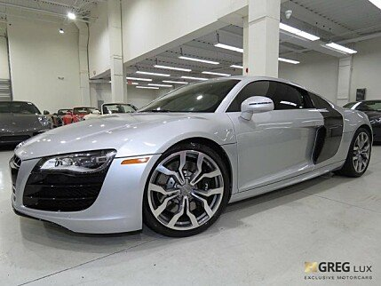 2010 Audi R8 5.2 Coupe for sale 100954376