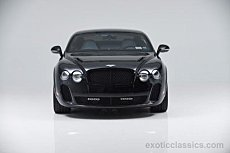 2010 Bentley Continental Supersports Coupe for sale 100840666