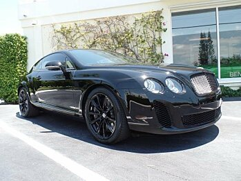 2010 Bentley Continental Supersports Coupe for sale 100872111