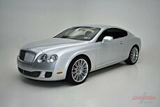 2010 Bentley Continental GT Speed for sale 100878319