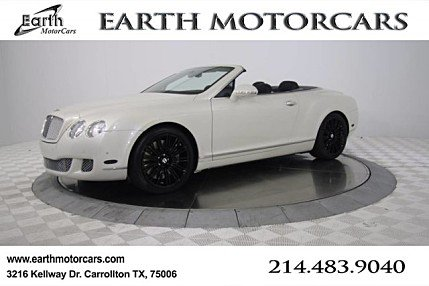 2010 Bentley Continental GTC Speed Convertible for sale 100922391
