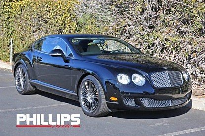 2010 Bentley Continental GT Speed for sale 100944102