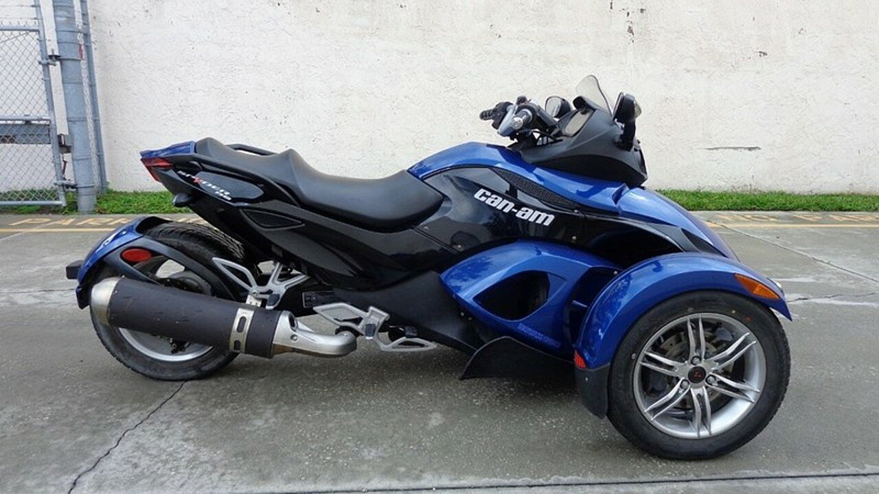 2010 Can-Am Spyder RS for sale 200608880