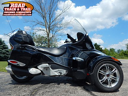 2010 Can-Am Spyder RT-S for sale 200598652